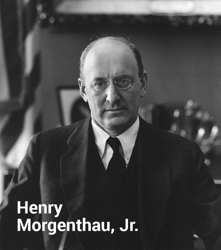 Генри Моргентау облигации США